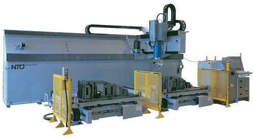 Komatsu NTC TLH laser cutter