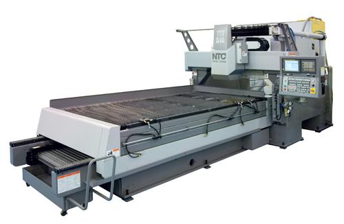 Komatsu NTC TLV laser cutter