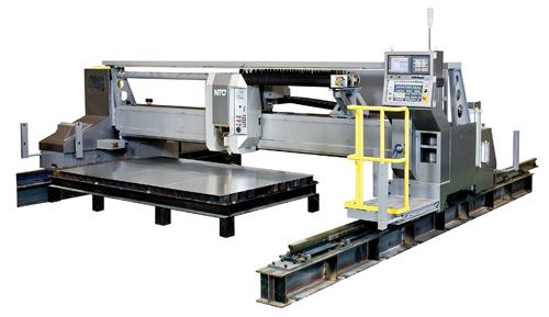 Komatsu NTC TLX laser cutter