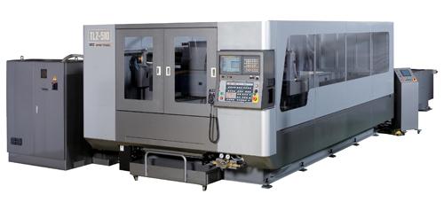 Komatsu NTC TLZ laser cutter