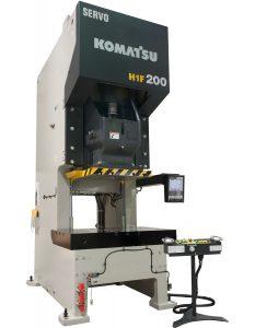 Komatsu H1F 200 Servo Press