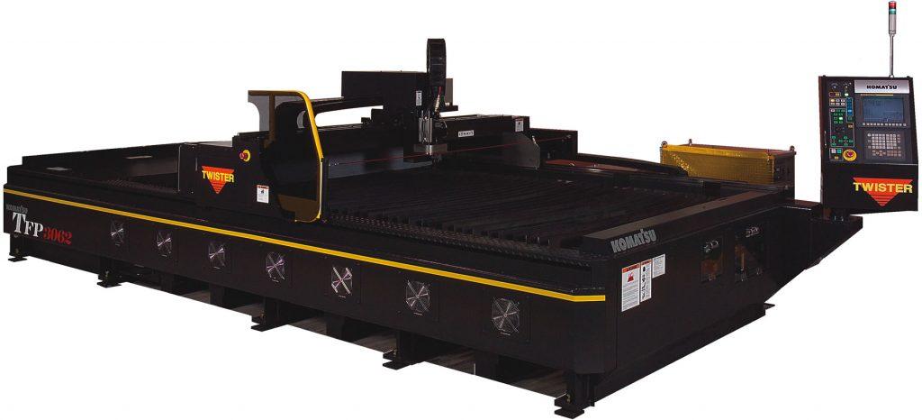 Komatsu Twister TFP 3062 Plasma Cutter