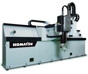 Komatsu TLH Series 5-Axis Fiber Laser NTC-142