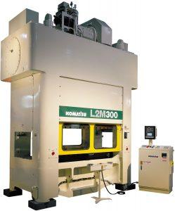 Komatsu L2M300 M-Series Straight Side Press