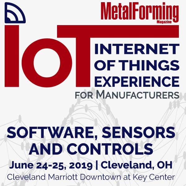 Metal Forming IOT Internet of Things