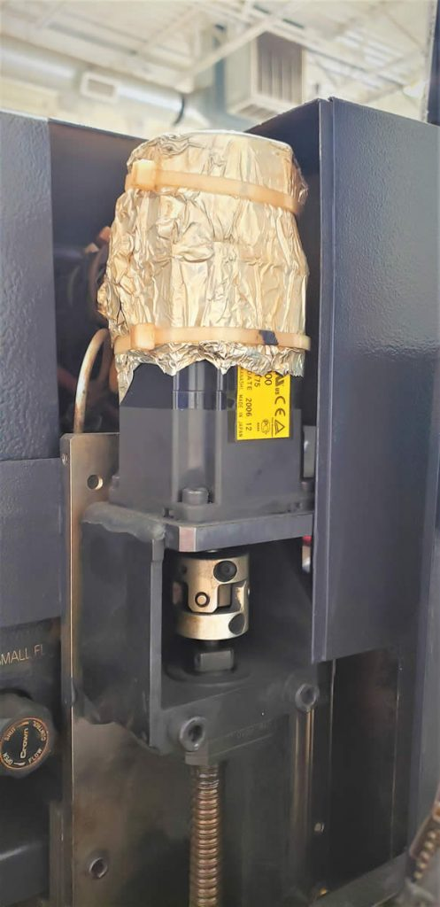 Komatsu Twister TFP3051 Gear Box