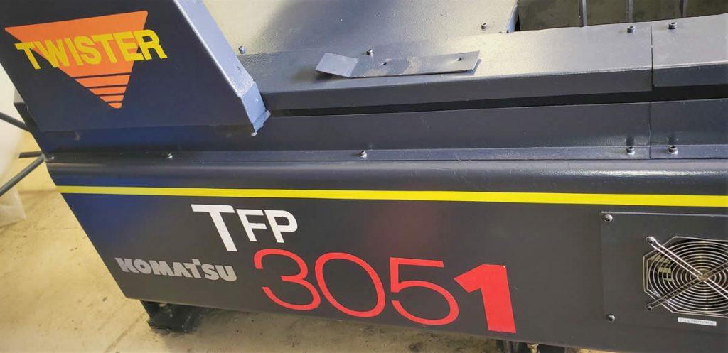 Komatsu Twister TFP3051 Table