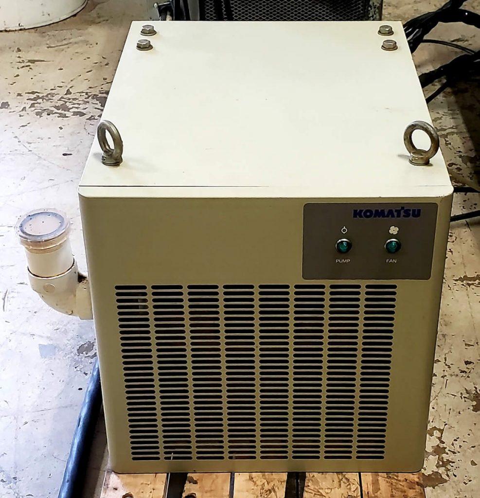 Komatsu Twister TFP3051 cooling unit