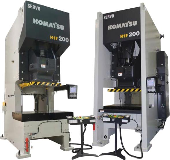 Komatsu Servo Press H1F 200