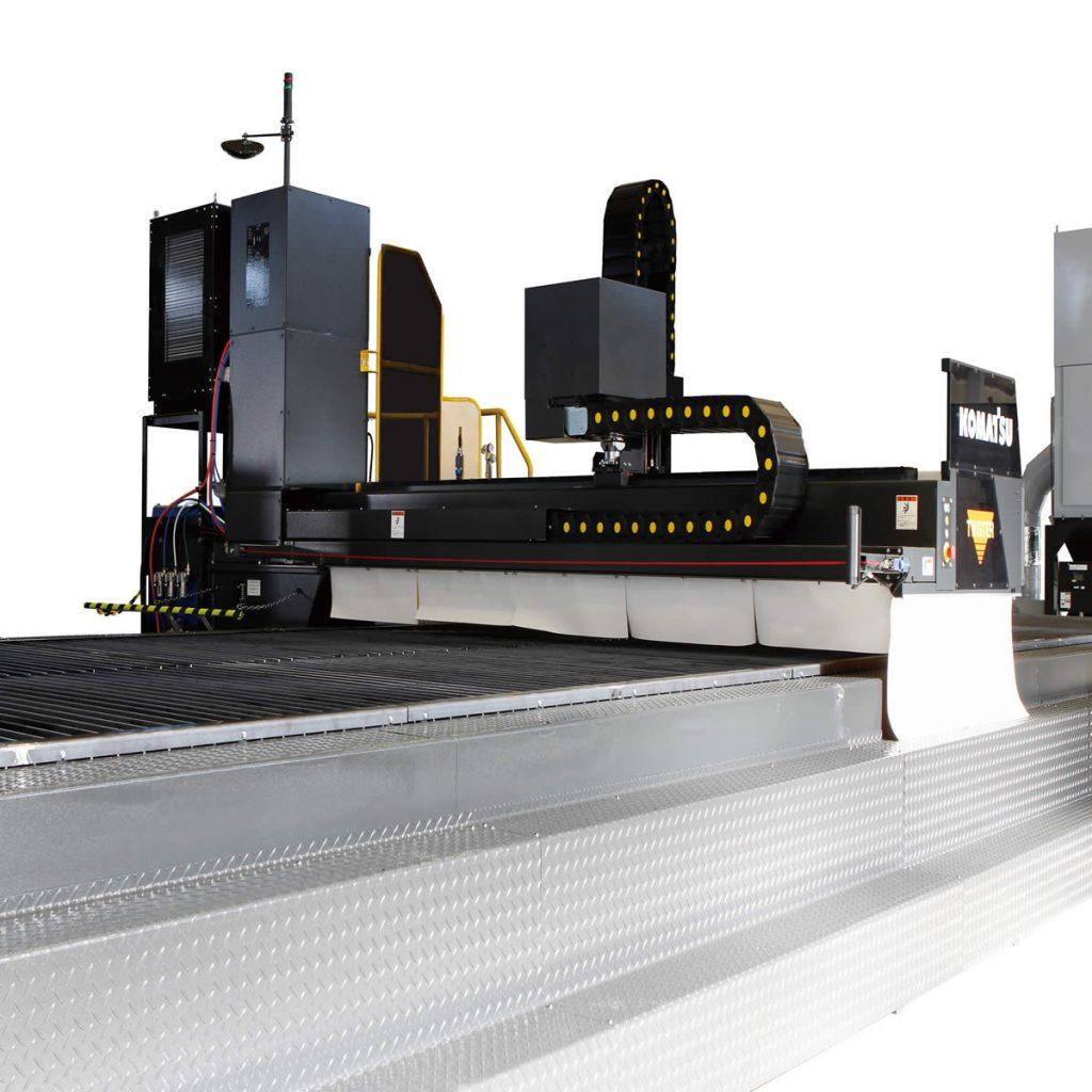 Komatsu TFPL Plasma Cutting System