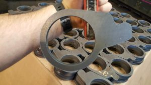 Komatsu TFPL Plasma Cutting System Part